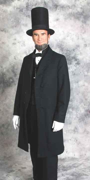 Dressing Mr Lincoln